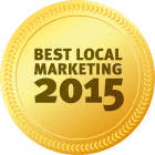 Award Best Local marketing 2015