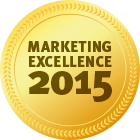 Award Marketing Excellence 2015