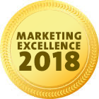 marketing excellence 2018