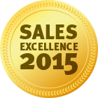 Award Sales Excellence 2015