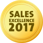 Award Sales Excellence 2017