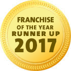 Award Franchisee of the year 2017