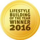 Lifestyle building of the year Winner 2016