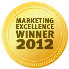 Award Marketing Exellence 2012