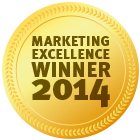 Award Marketing Exellence 2014