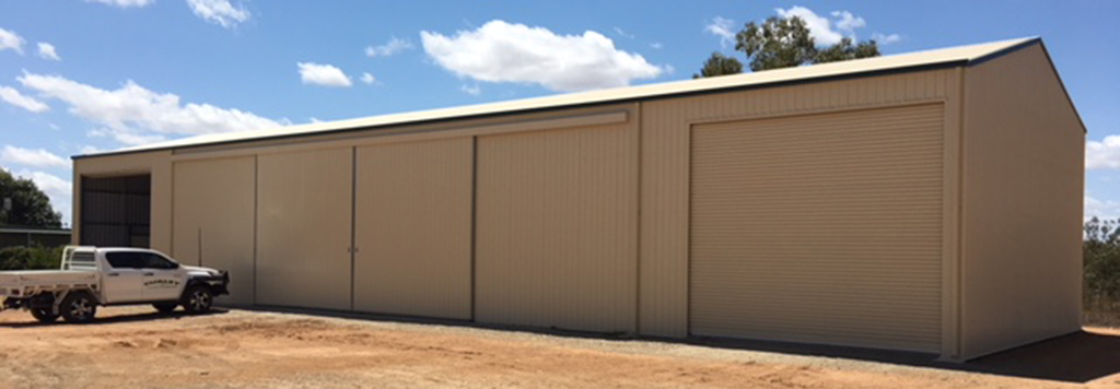 commercial building charters towers totalspan