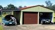 Newington Triple Garage