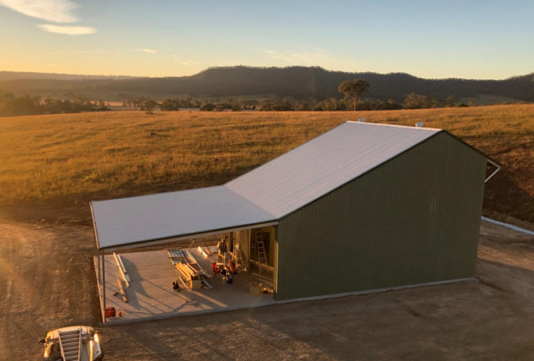 Farm shed by Totalspan Gold Coast