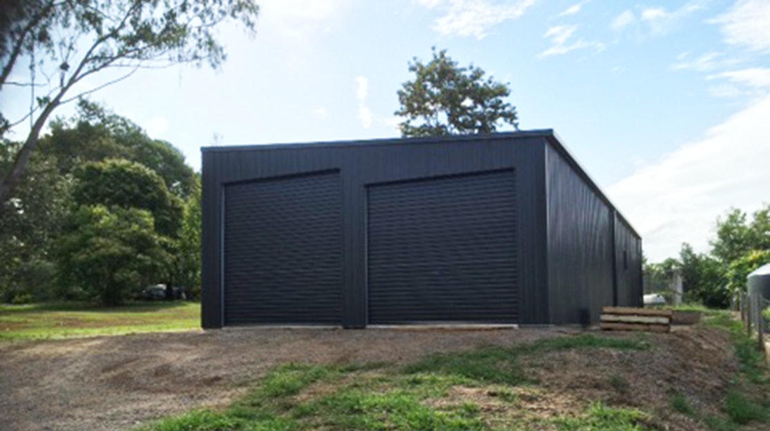 Skillion Roof Garages Residential Steel Buildings